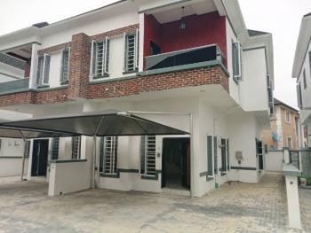 Daniel's Gardens,newly Built 4 Bedroom Semi Detached Duplex with Bq, Igbo Efon, Lekki, Lagos, Semi-detached Duplex for Sale