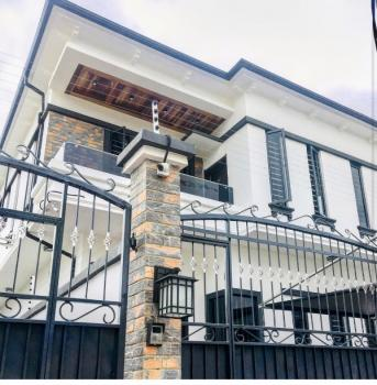 Brand New 4 Bedroom Semi Detached Duplex with Bq. (self Serviced), Osapa, Lekki, Lagos, Semi-detached Duplex for Rent