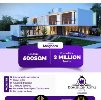 Dominion Royal City, Dominion Royal City, Olowofela, Magboro, Ogun, Residential Land for Sale