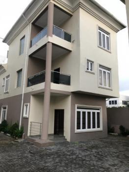Serviced 3 Bedrooms Semi Detected Duplex, By Conoil, Ikate Elegushi, Lekki, Lagos, Semi-detached Duplex for Rent