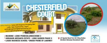 Chesterfield Estate Land, Chesterfield Court, Abraham Adesanya Estate, Ajah, Lagos, Residential Land for Sale