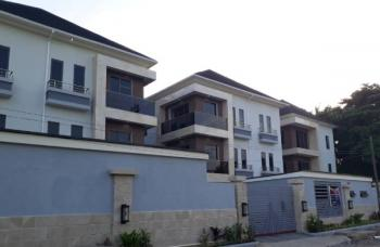 Brand New Luxury 4 Bedroom Terraced Duplex on 2 Floors with Bq and Swimming Pool, Old Ikoyi, Ikoyi, Lagos, Terraced Duplex for Sale