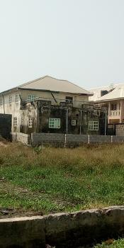 Five Bedroom Bungalow with Pent House, Beside Co-op Lag Estate Via Orchid Road, Lafiaji, Lekki, Lagos, Detached Bungalow for Sale