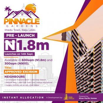 Pinnacle Estate Land, Pinnacle Estate, Along Igbogun Road, Orimedu, Ibeju Lekki, Lagos, Mixed-use Land for Sale