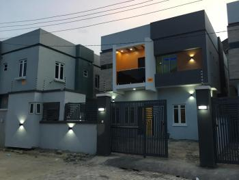 Exquisite 5bedroom Fully Detached House with Bq, Lekki Palm City Estate, Badore, Ajah, Lagos, Detached Duplex for Sale