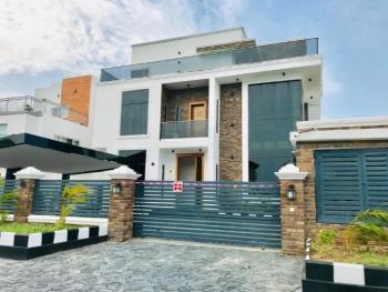 Luxurious 5 Bedroom Detached Duplex + Bq, Cinema, Rooftop Lounge, Pool, Gym, Pinnock Beach Estate, Osapa, Lekki, Lagos, Detached Duplex for Sale