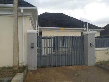 Brand New 3 Bedroom Bungalow with a Room Bq, Fully  Air-conditioned, Gwarinpa Estate, Gwarinpa, Abuja, Detached Bungalow for Sale