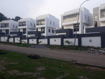 New 4 Bedrooms Terraced Duplex with a Room Servant Quarters, Wuse 2, Abuja, Terraced Duplex for Sale