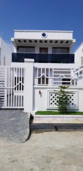 5 Bedroom Fully Detached Duplex with a Room Bq All Ensuite with Ample Parking Space and a Big Swimming Pool with Water Fountain, Lekki Palm City Estate, Ajah, Lagos, Detached Duplex for Sale
