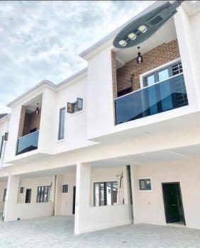 Fully Serviced 4 Bedrooms Terraced Duplex in a Mini Estate, Ikota Villa Estate, Lekki, Lagos, Terraced Duplex for Sale