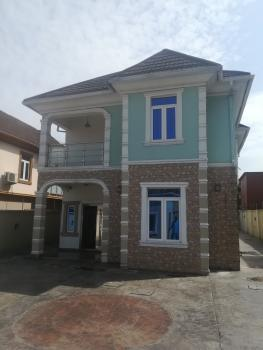 a Luxury 5 Bedroom Detached Duplex with 2 Room Bq and Swimming Pool, Omole Phase 1, Ikeja, Lagos, Detached Duplex for Sale
