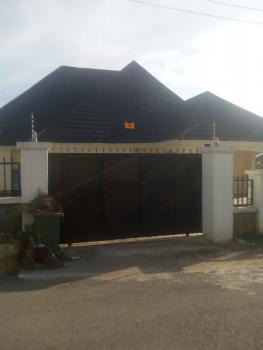 a Tastefully Finished Brand New 4 Bedroom Bungalow with 1 Bedroom Bq, Mab Global Estate Gwarimpa, Gwarinpa Estate, Gwarinpa, Abuja, Detached Bungalow for Rent
