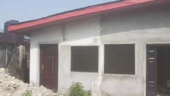6 Bedroom Bungalow Undergoing Renovation, Ilom Close, Woji, Port Harcourt, Rivers, Detached Bungalow for Sale