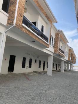 Newly Built 4 Bedroom Terrace Duplex with Bq, By Lekki 2nd Toll Gate, Lekki, Lagos, Terraced Duplex for Sale