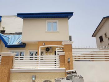 Semi- Detached Duplex with a Room Bq with House Items Inside, Kings Court Estate, Dakibiyu, Abuja, House for Sale