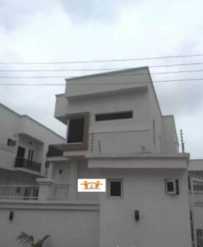 Well Built 5 Bedroom Fully Detached Duplex with a Servant Quarter, Osapa, Lekki, Lagos, Detached Duplex for Rent