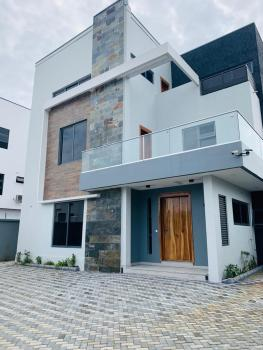 a Fantastically Designed and Tastefully Finished 5 Bedroom Detached Duplex with Bq, Swimming Pool and Cinema, Fitted Wardrobes Etc, Onikoyi Avenue Off Banana Island Road, Mojisola Onikoyi Estate, Ikoyi, Lagos, Detached Duplex for Sale