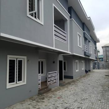 Brand New 3 Bedroom Terrace Duplex with a Bq, Off Awosika, Opebi, Ikeja, Lagos, Terraced Duplex for Rent