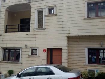 a Well-built 5 Bedroom Terrace Duplex with a Bq, Apo, Abuja, Terraced Duplex for Sale