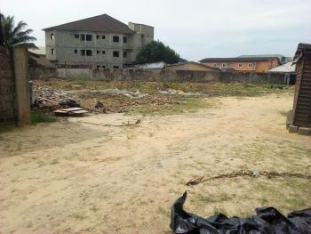 2000sqm Bare Land, Dry and Fully Fenced, Lekki Expressway, Lekki, Lagos, Commercial Land for Rent