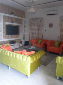 Exotic Furnished 5 Bedroom Duplex, Osapa, Lekki, Lagos, Semi-detached Duplex for Rent