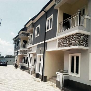 Tastefully Finished 2 Bedroom Terrence Duplex, Eliozu, Port Harcourt, Rivers, Terraced Duplex for Rent