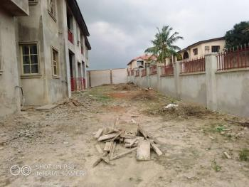 Block of 4flats of 3bedrooms Flat Cacass,all Rooms Ensuite for Sale@manacola Estate, Ajegunle Off Sango,lagos State., Ajegunle Off Songo, Sango Ota, Ogun, Block of Flats for Sale