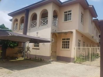 a Nicely Maintained House Within a Lovely Serviced Estate, Along Next Cash n Carry Road, Mabuchi, Abuja, Detached Duplex for Rent