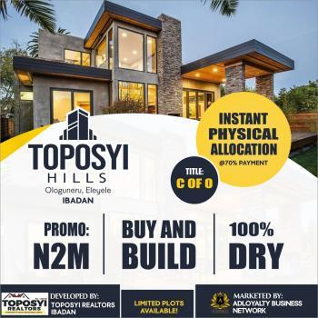 Plot of Estate Land, Eleyele, Ibadan, Oyo, Residential Land for Sale