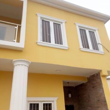 Brand New 5 Bedroom Duplex with 2 Nos of 2 Bedroom Flat(en Suite) Self Compound., Alh. Jimoh, Adeniyi Jones, Ikeja, Lagos, Detached Duplex for Rent