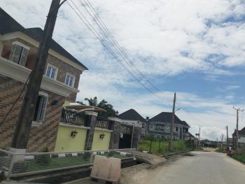Fenced 658sqm Land with Governors Consent, Sangotedo, Peninsula Garden Estate, Ajah, Lagos, Residential Land for Sale