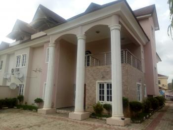5 Bedroom Semi Detached Duplex with 2 Room Servant Quarter, Off Ibb Way, Maitama District, Abuja, Semi-detached Duplex for Rent