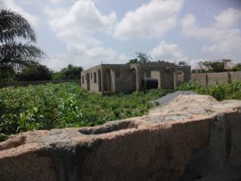 Uncompleted 3 Bedroom Flat, Obasanjo Farm Road, Sango Ota, Ogun, Flat for Sale