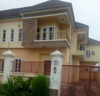 Very Decent and Spacious 4 Nos 4 Bedroom Semi Detached House with Boys Quarter, Ologolo, Lekki, Lagos, Semi-detached Duplex for Rent