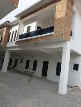 Very Spacious Perfect 4 Bedroom Duplex, Chevron, Lekki Expressway, Lekki, Lagos, Terraced Duplex for Sale