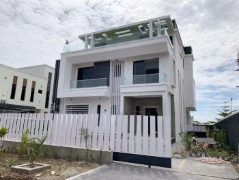 5 Bedroom House with Swimming Pool on 870sqm, Pinnock Beach Estate, Lekki Phase 1, Lekki, Lagos, Detached Duplex for Sale