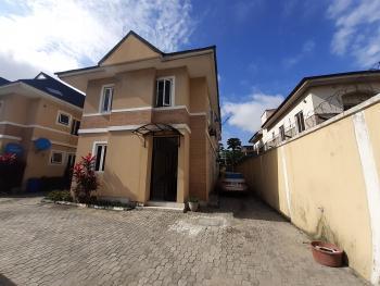 3 Bedroom Flat with 2 Room Study, Lekki Phase 1, Lekki, Lagos, Flat for Rent