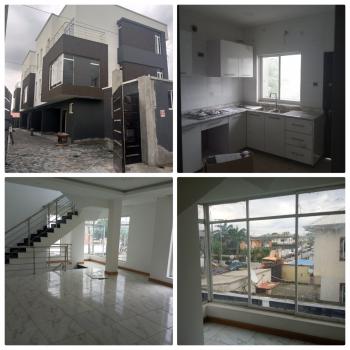 Luxury 3 Units of 4 Bedroom Terraced Duplex, Adeniyi Jones, Ikeja, Lagos, Terraced Duplex for Sale