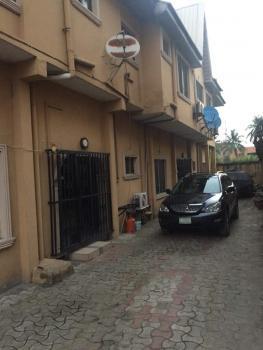 Block of 4 Flats of 3 Bedroom, Taoridi Street Off Babs Animashaun/bode Thomas Junction, Bode Thomas, Surulere, Lagos, Block of Flats for Sale