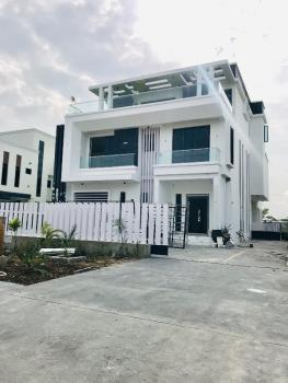 Topnotch Humongous 5 Bedroom Luxury Fully Detached Duplex with a Domestic Quarter Cinema, Gym, Pool, Lounge, Pinnock Beach Estate, Osapa, Lekki, Lagos, Detached Duplex for Sale