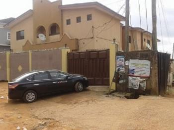 a Block of 4 Units of 3 Bedroom Flat on a Corner Piece, Alagbole, Ifo, Ogun, Block of Flats for Sale