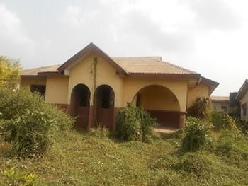a Well-built 5 Bedroom Bungalow Sitting on 770sqm Land, Alagbole, Ifo, Ogun, Detached Bungalow for Sale