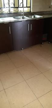 a Lovely and Nice Newly Renovated 3 Bedroom Flat with Pop Finishing, Ample Car Park and Well Tiled, Ademuyiwa Street, Costain, Yaba, Lagos, Flat for Rent