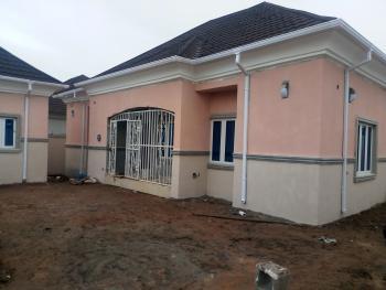 Newly Built 3 Bedroom Bungalow, Efab Queen Estate, Gwarinpa Estate, Gwarinpa, Abuja, Detached Bungalow for Rent