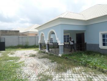 4 Bedroom in an Estate, Life Camp, Gwarinpa, Abuja, Detached Bungalow for Sale