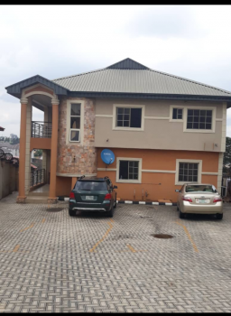 4 Bedroom Flat with a Room Bq, Gra, Magodo, Lagos, Flat for Rent