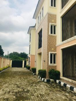 Exquisite New 3bedroom with a Room Boys Quarter, Wuse 2, Abuja, Flat for Rent