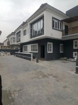 4 Bedroom Semi Detached Duplex with 1 Room Bq, Estate, Idado, Lekki, Lagos, Semi-detached Duplex for Sale