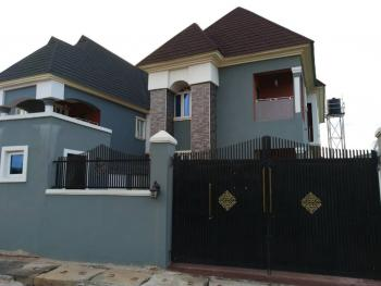 Newly Built and Well Finished 4br Detached House with Bq, Yusuf Estate, Ijaiye, Lagos, Detached Duplex for Sale