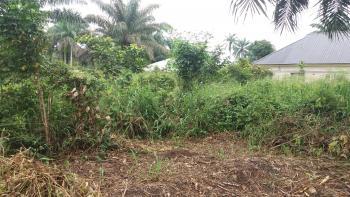 4 Plots of Dry Land at a Strategic Location, New Staduim Road, By Ikot Ekpene Prison, Utu Ikpe., Ikot Ekpene, Akwa Ibom, Mixed-use Land for Sale